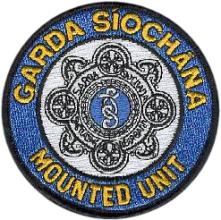 GARDA MOUNTED UNIT